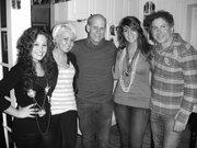 Nicole Johnson and friends