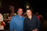 Don Quinn and Nick Lachey