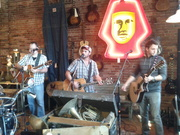 David and J Edwards @ The American Pickers Showroom