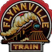 FLYNNVILLE TRAIN LOGO