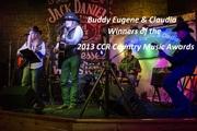 Buddy Eugene & Claudia Winners of the Country Music Award