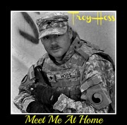 Troy Hoss military