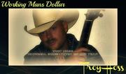 Troy Hoss working Mans Dollar