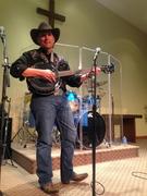 Banjo Picking, Waterdam Church