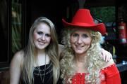 Eva East (Germany)& Amber Jo Ann(THe Netherlands)