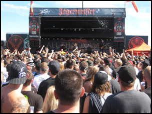 Nick Matthews Band in concert presented by Jagermeister