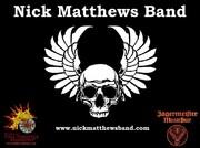 Nick Matthews Band banner