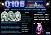 Q108 artist spotlight 9.2.16