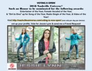 Jessie Lynn - Nash Universe 2018