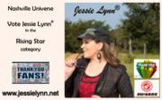 Jessie Lynn Nash Universe 2018 voting flyer 4