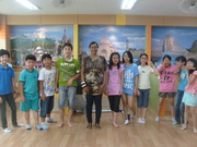 EFL elementary students in South Korea