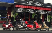 Breakfast in Rosedale