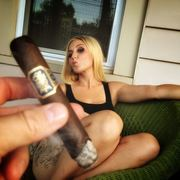 From last night. Wine and Undercrown.