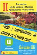 II Encuentro de la unión mujeres Agricultoras y Ganaderas