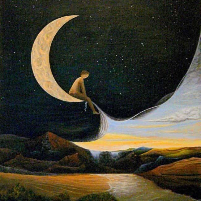 Vue de Lune