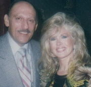 BURT  AND CONNIE STEVENS