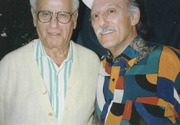 Eli Wallach & Burt Richards