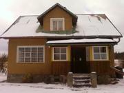 O rekonstrukci rekreačního domku