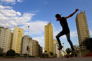 Skate na Praça