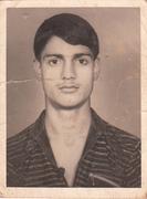 12th Class Student of Rashtriya Military School Dholpur