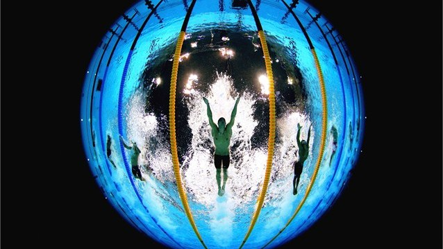 Michael Phelps - London Olympics - Considered the Greatest Olympian?