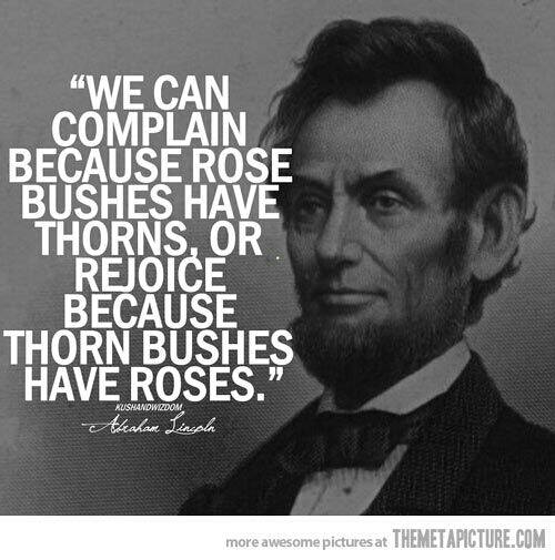 Complaining about the downsides of recruitment is like complaining about rose bushes... The bad and the good, and the good and the bad,...go together.  DEAL WITH IT.