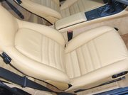 leather seat covers for '92 968