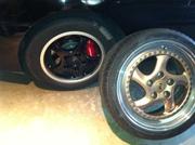 Winter vrs Summer Wheels