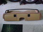 Lando's Cabriolet Rear Seat 04