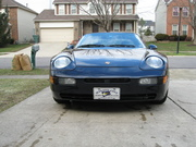 """Our """"new"""" '95 968 nice & clean in it's new home"""