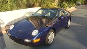 1994 Iris Blue Metallic Coupe