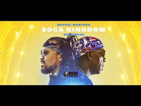 "Machel Montano & Superblue - ""Soca Kingdom"" ☛ 2018 Road March"