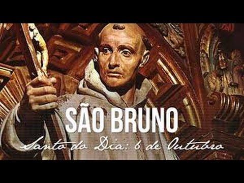 SANTO  DO  DIA  06 OUTUBRO SÃO BRUNO, FUNDADOR DA ORDEM DOS CARTUXOStheraio7 todos