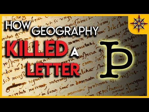 How Geography KILLED a Letter