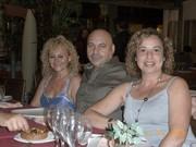 Cena en el Puerto Olímpico