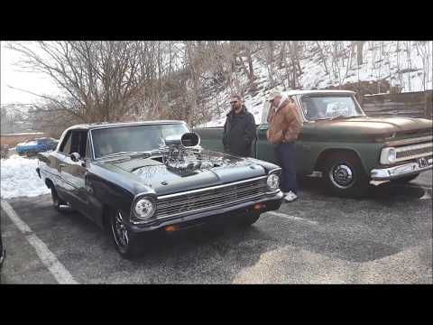 The Duce Does It At the Pep Boys Speed Shop York Cars and Coffee March 2019