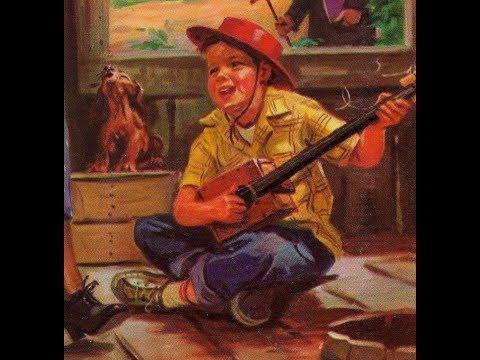 1930's Cigar Box Ragtime Guitar Recording