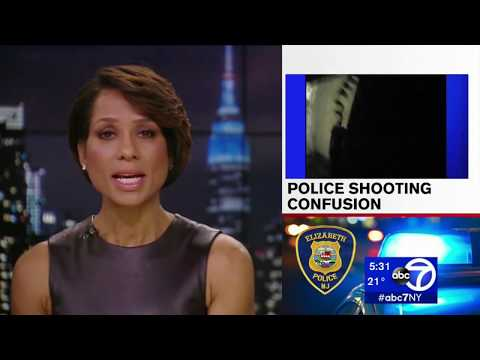 Scared And Jumpy NJ Elizabeth Police Shoot Unarmed Man, Bodycam Video Proves They Lied