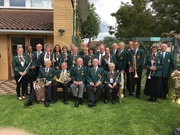The Middlesex Yeomanry Concert Band's Spring Concert - Spring at the Bandstand