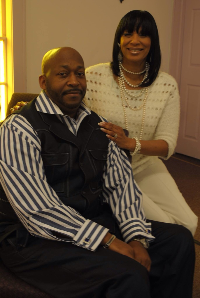 Pastor & First Lady