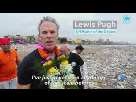 Mumbai Beach Clean-Up