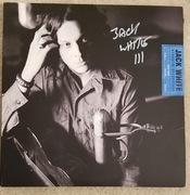 Jack White Signed Acoustic Recording LP