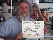 Because people are the Adventure of Life