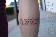 liz greeen : wdydwyd tattoo