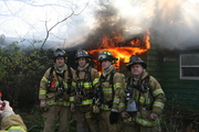 Cary Illinois Fire Department Live Fire Training