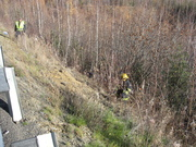 Mva rope rescue. Heres the hill