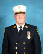 Chief Henry @ Dept Inspection 2009