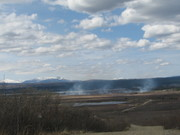 Range burn