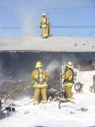 Structure Fire 21's area