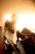 House Burn West Sechelt Dec.2009 1071-1